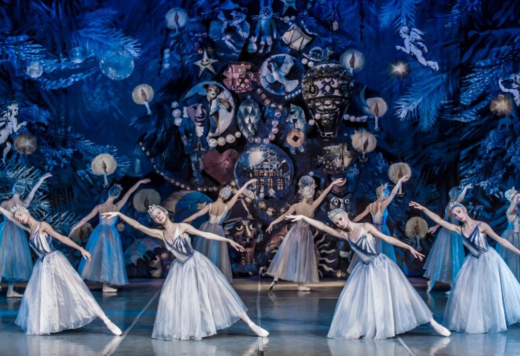 「莫斯科古典芭蕾舞團」將於12月17日至20日於台北國家戲劇院、12月25日至27日於高雄衛武營演出(圖/主辦單位)
