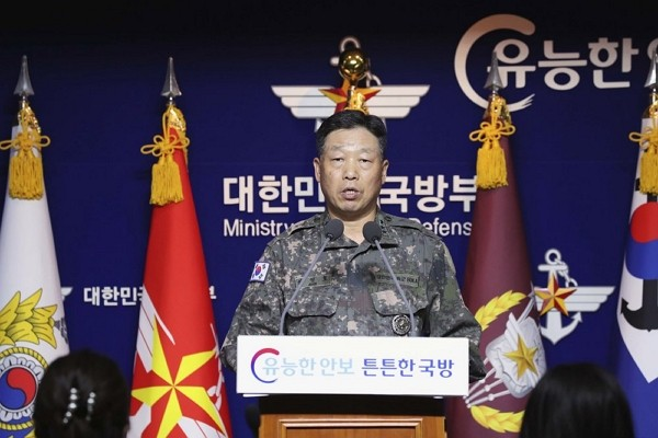 South Korea said Thursday North Korean troops shot a South Korean government official who may have attempted to defect and set his body on fire, after...