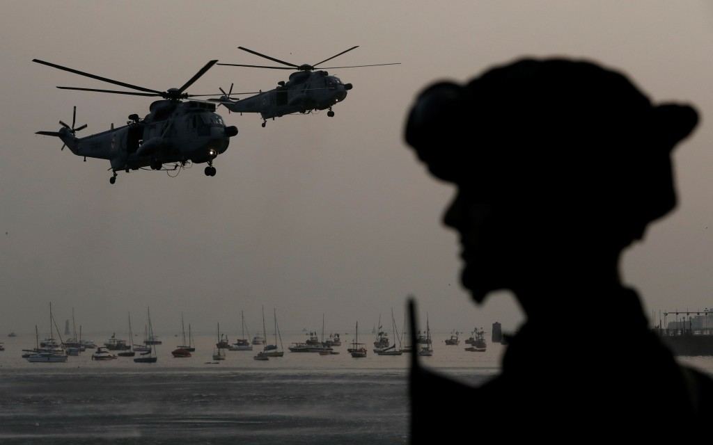 Indian navy (Reuters photo)