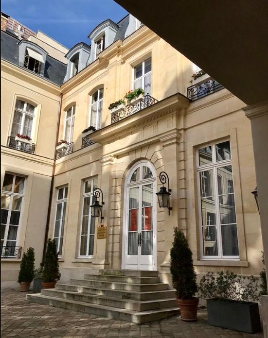 The Taiwanese representative office in Paris (Facebook, Taiwan en France photo)