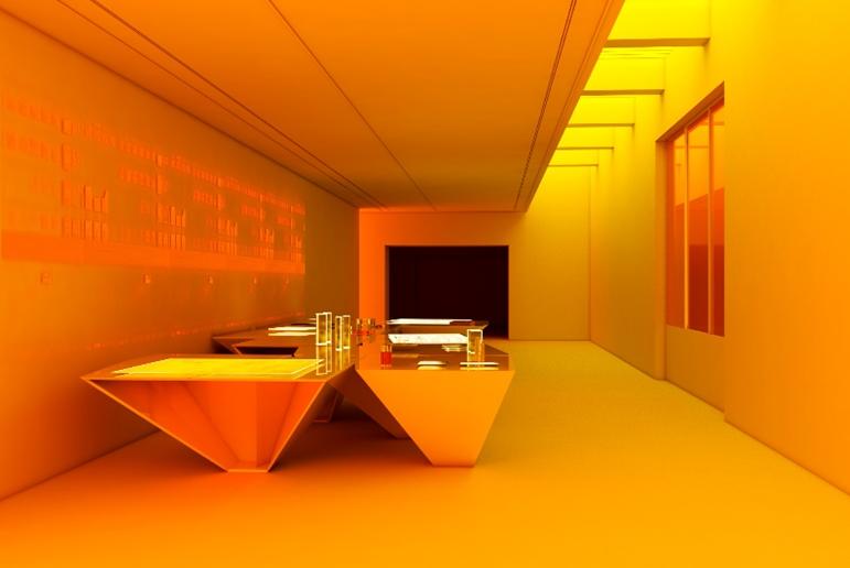 台北雙年展亮點作品之一為美國Milliøns建築工作室委託創作《建築的鬼田》,將於11月21日北美館展出(圖像由藝術家提供)...