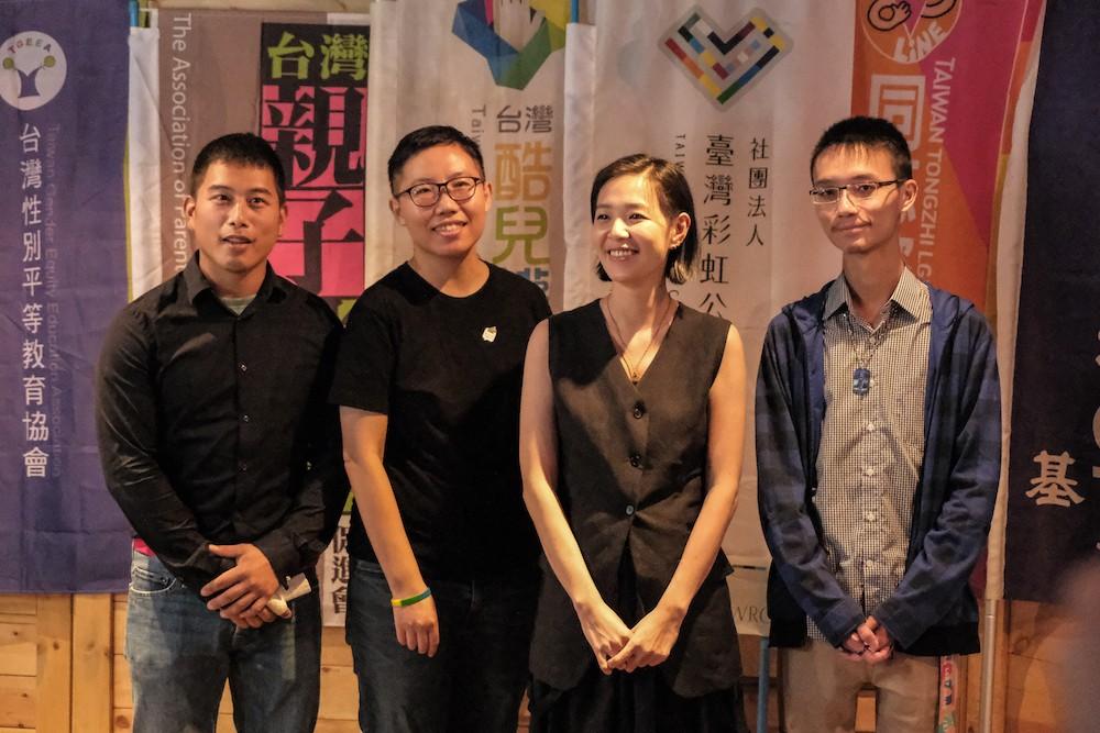 Taiwan LGBT Pride parade to takeplace on Oct. 31 in Taipei.