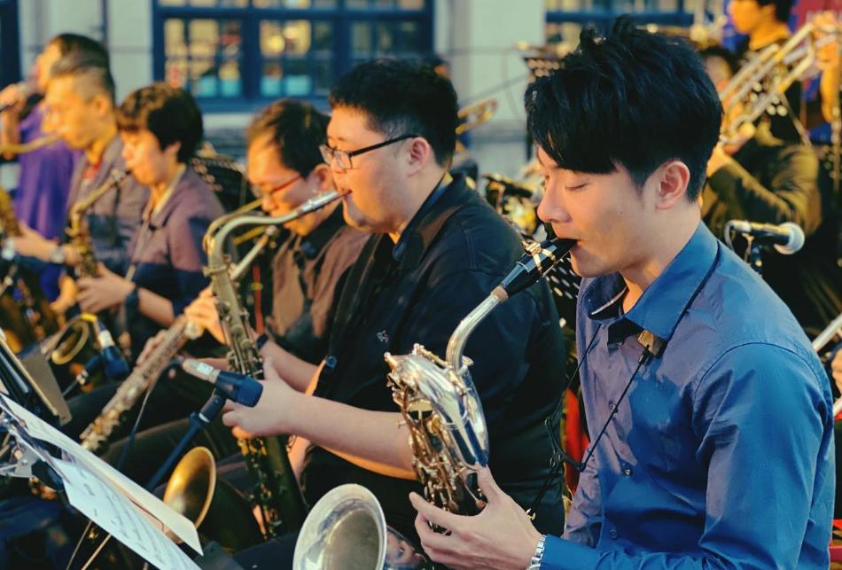 台北爵士音樂節舉辦系列活動,壓軸演出將於10/23-25登場(圖/文化局)