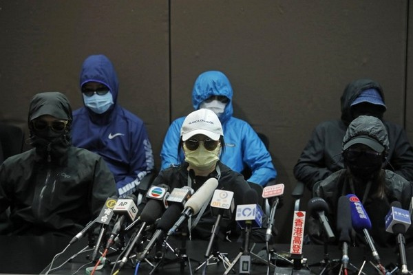 Relatives of 12 Hong Kong activists detained at sea by Chinese authoritiescalled for their family members to be returned to the territory.
