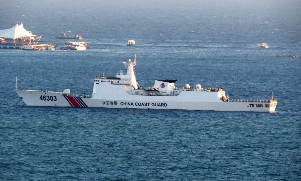 12 Hong Kong fugitives said to be caught by Chinese Coast Guard onAug. 23