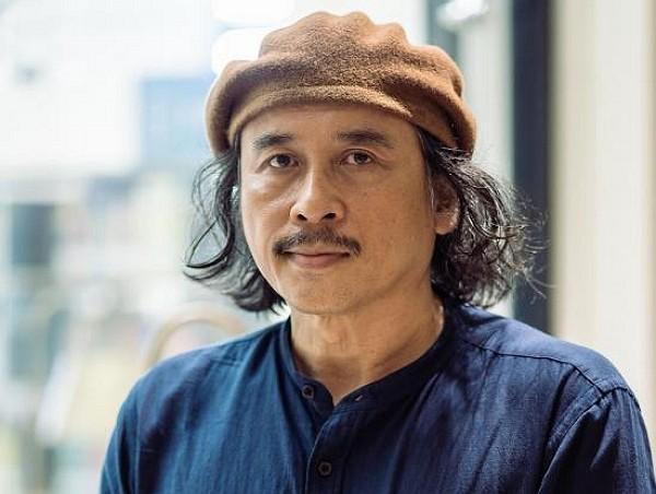 Thai novelistRewat Panpipat. (Facebook,Treasure Hill Artist Village photo)