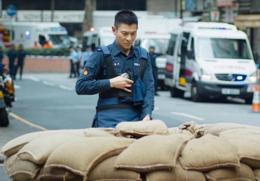 《拆彈專家2》將於12月24日台灣震撼登場(圖/華映娛樂)