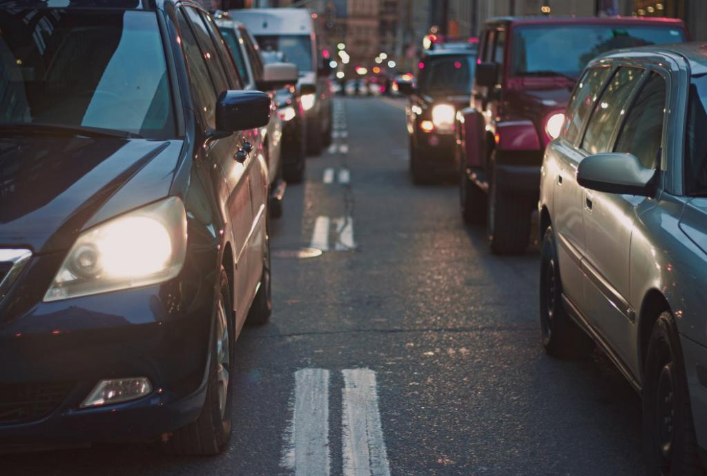 交通部公路總局預估國慶連假最後一天11日是北返車流高峰期(示意圖/Pexels)