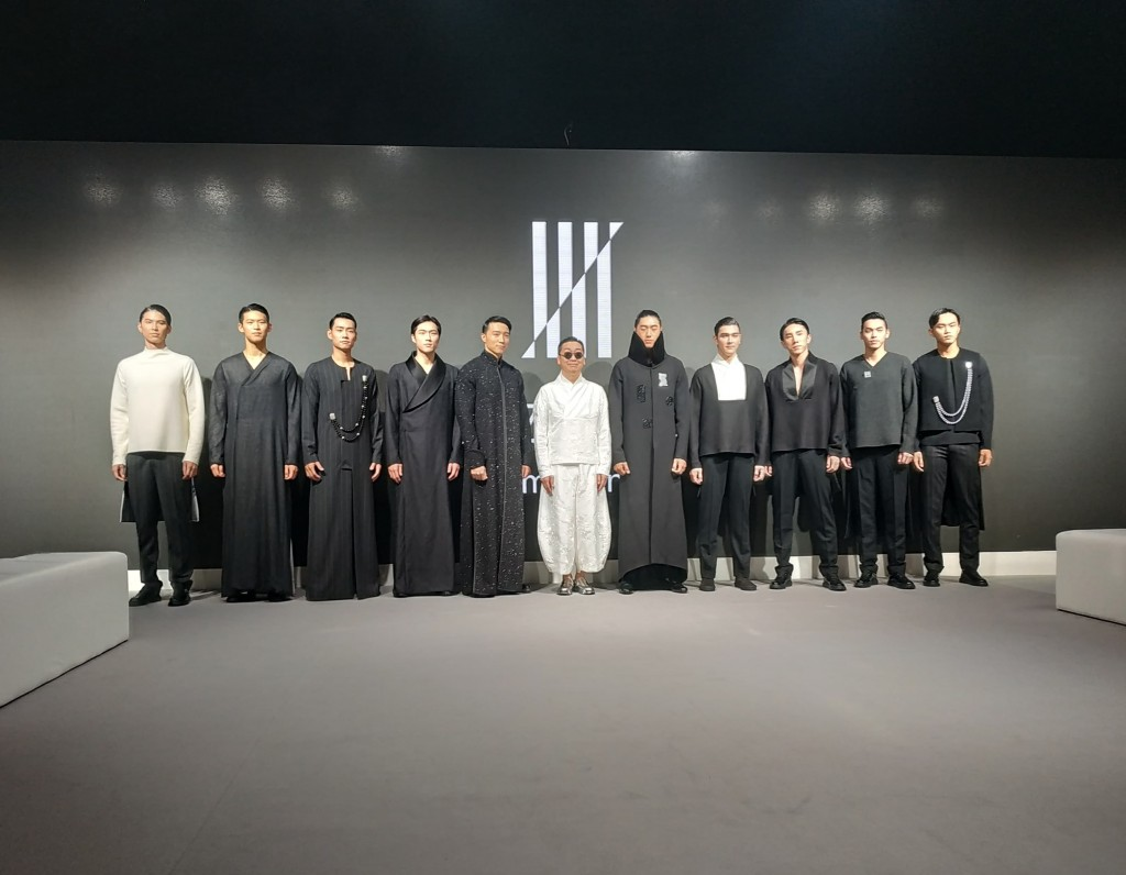 《東裝》品牌大秀8日於台北時裝週亮相(圖/台灣英文新聞)