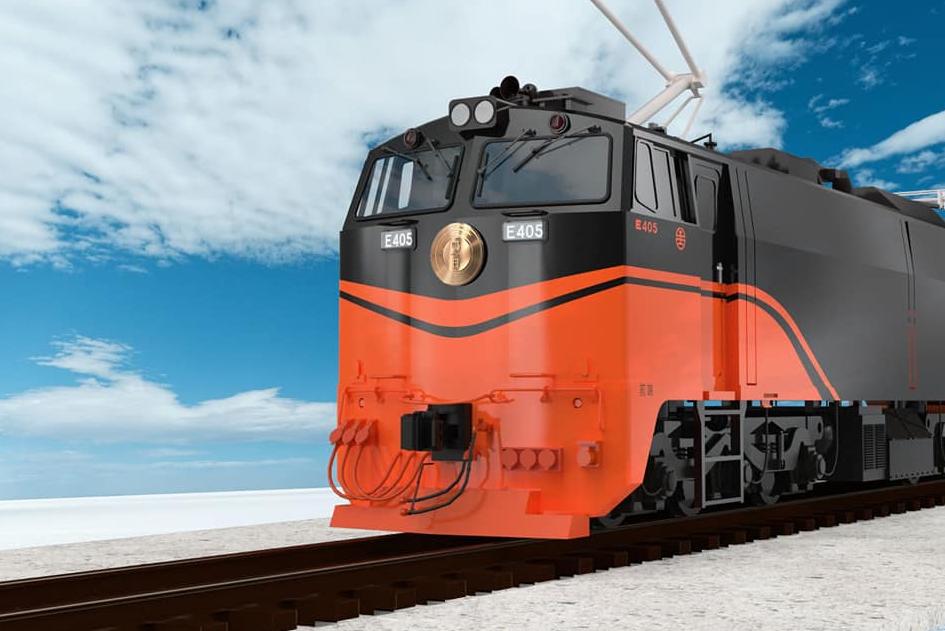 TRA's award-winning train (Facebook, TRA photo)