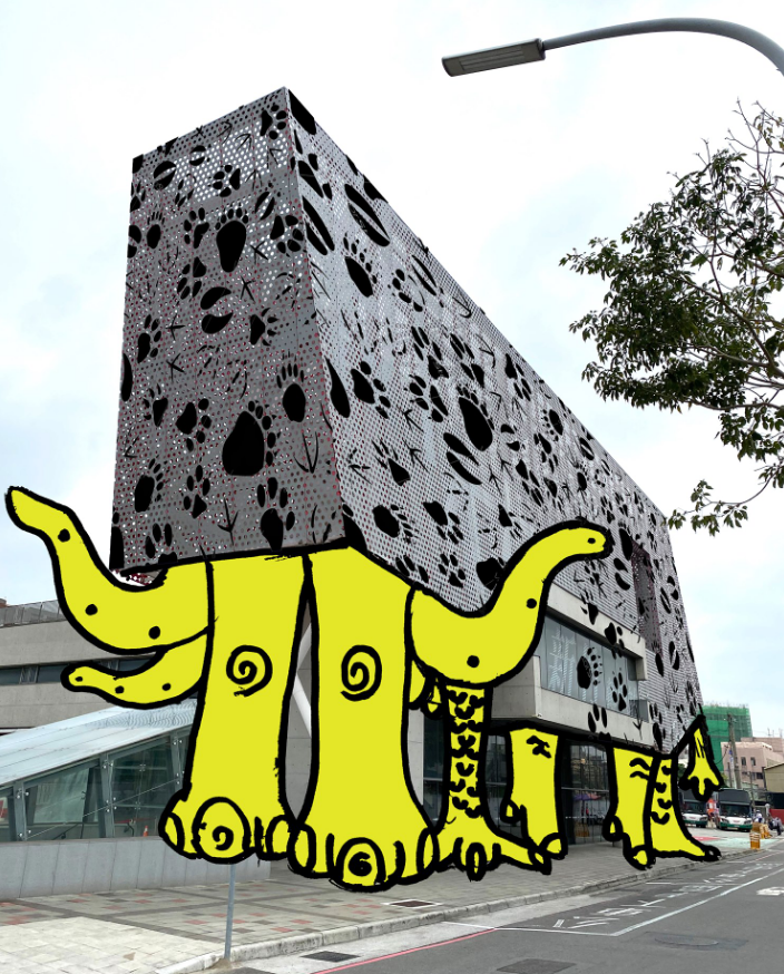 最新!台灣設計展焦點「新竹獸」爆抄襲 總策展人不敵輿論二度回應