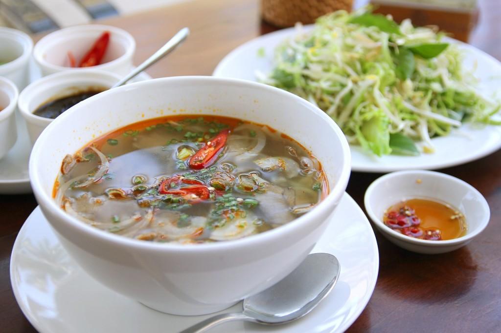 越南河粉示意圖(圖/ pixabay)