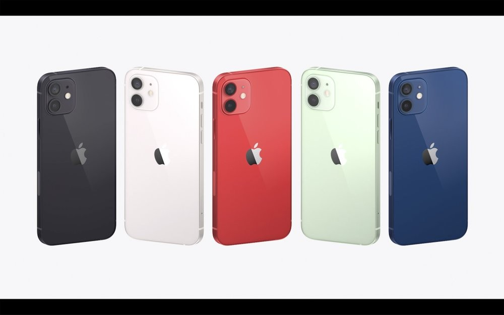 Apple unveils new iPhones equipped with technology for use with faster new 5G wireless networks.