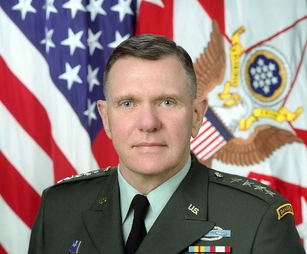 Retired General Jack Keane (Wikipedia photo)