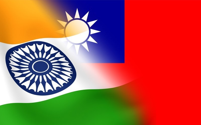 India reportedly considering trade talks with Taiwan. (Taiwan News image)