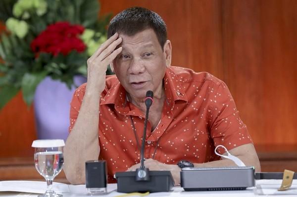 Philippine strongmanRodrigo Duterte