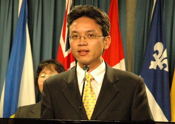 Chen Yongli, formerChinese diplomat.