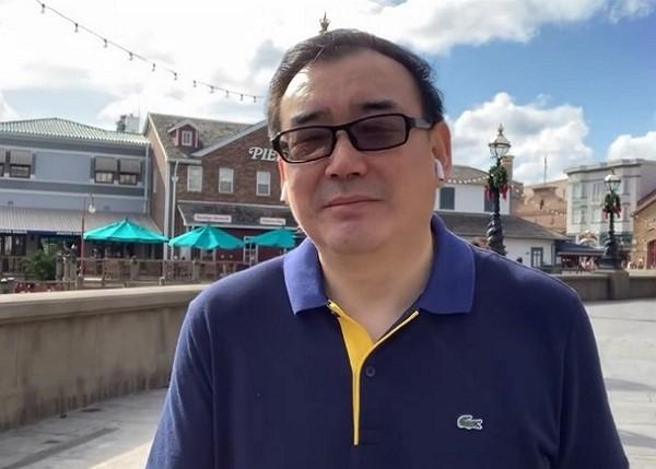 Australian writerYang Hengjun said he is a former Chinese spy. (Twitter,Yang Hengjun photo)