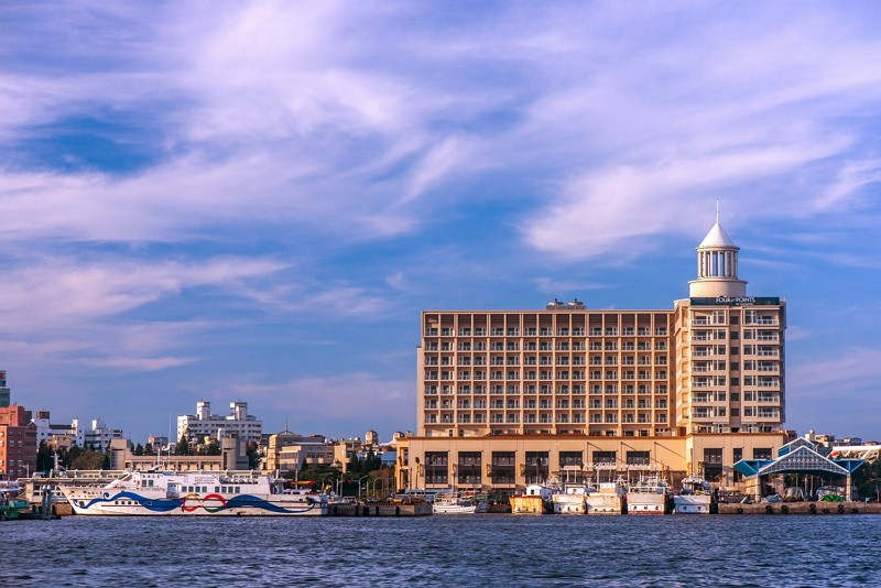 雙11狂歡季 身份證字號有1或2 入住澎湖唯一五星酒店只要1111元