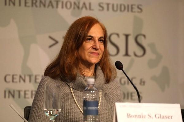 CSIS expert Bonnie S. Glaser.