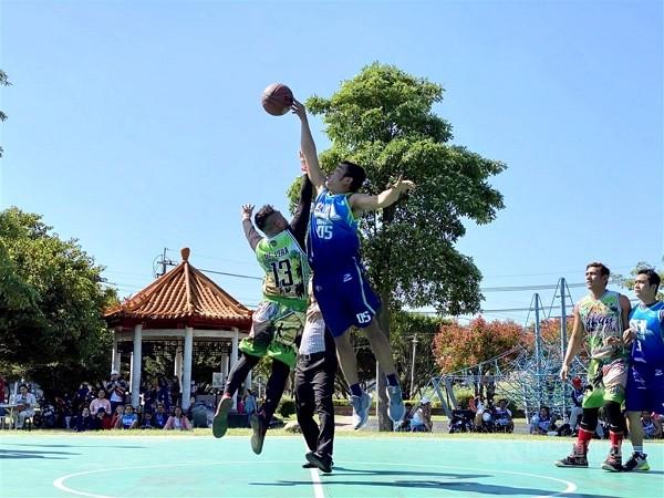Kalinga Basketball League Nankan 2020 opening game SHL Taoyuan vs. Lakay Taoyuan.