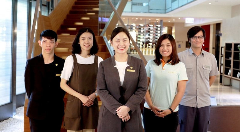 國泰飯店觀光事業  榮獲「2020亞洲最佳企業雇主獎」