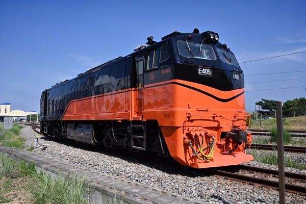 Taiwan's nationwide rail system to become entirely electrified in December.