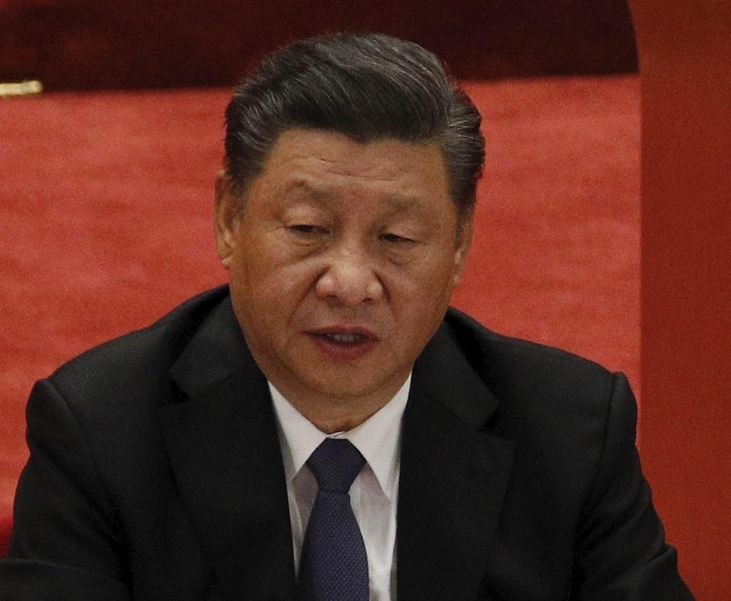 中國國家主席習近平(美聯社圖片)