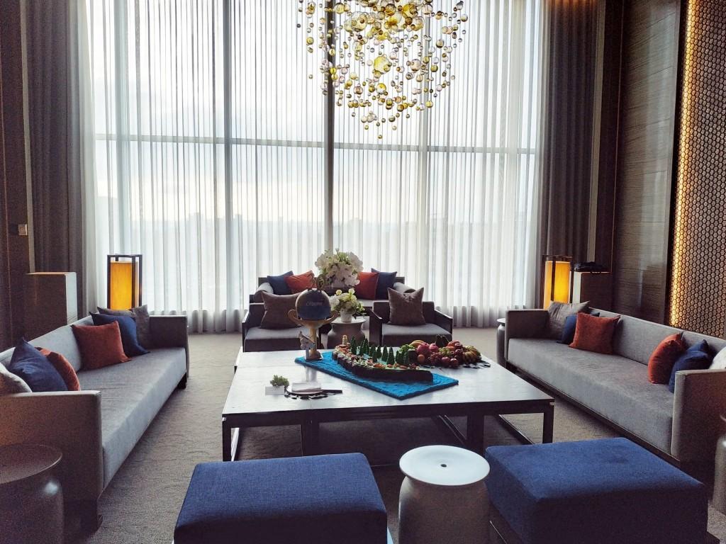 晶華酒店總統套房將在「打開台北」開放民眾參觀(圖/台灣英文新聞)