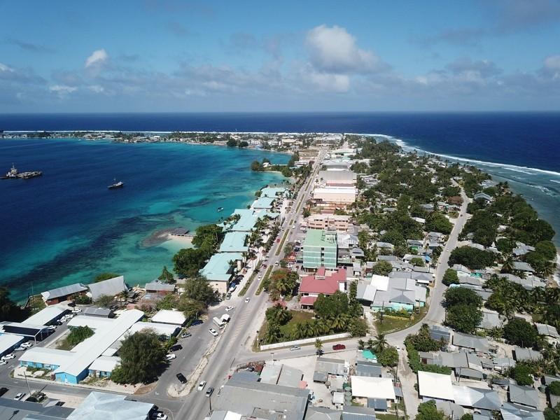 馬紹爾群島(Getty Images 圖片)