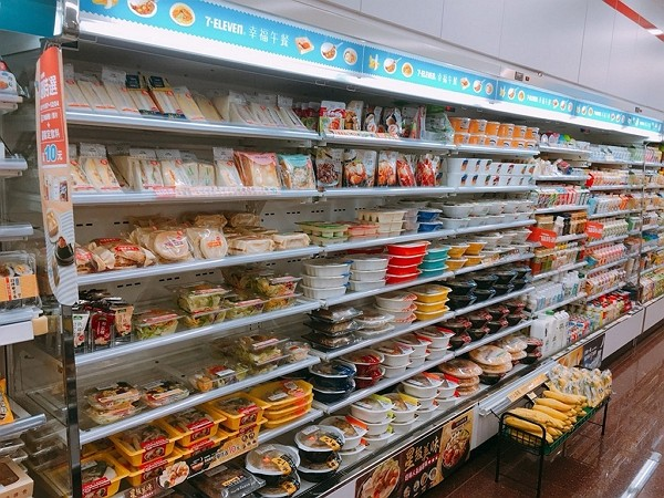 Bacteria detected in microwave meals sold by Taiwan retailers.