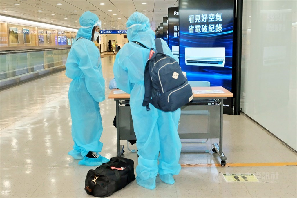 Taiwan considers allowing business and diplomatic travelers in without quarantine