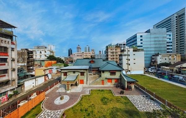 Shoyoen Japanese Garden will be open to the public starting Nov. 1. (Kaohsiung City Government photo)