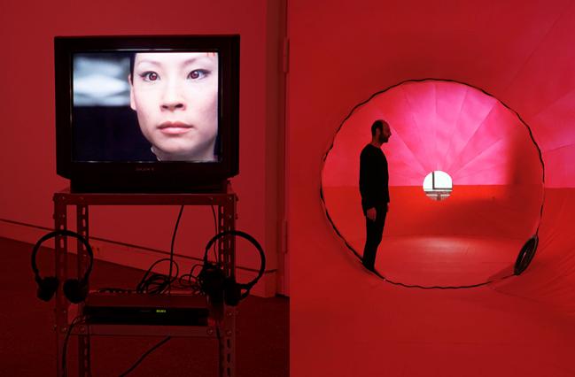 2020台北數位藝術節以「01_LOVE 愛情數據」為提松菸展出(圖/官網)