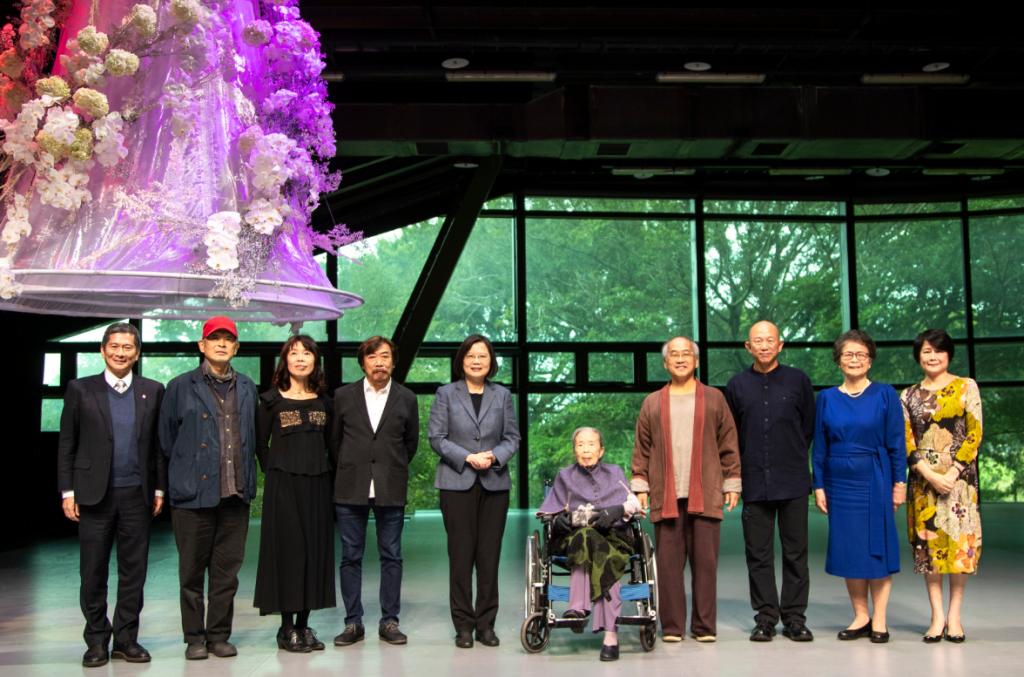 第21屆國家文藝獎贈獎典禮已於30日淡水雲門劇場舉行(圖/文化部)