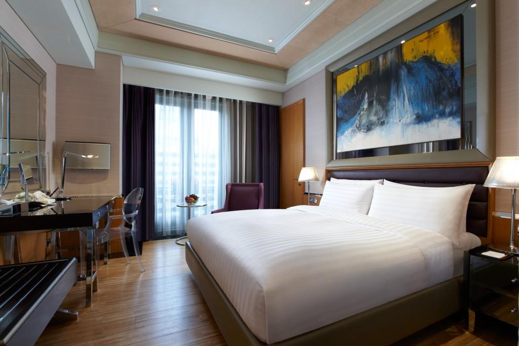 台北怡亨酒店 2020年11月1日起 金門台北跳島遊 偽出國新選擇
