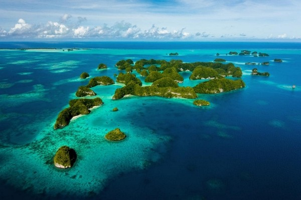 Palau holds presidential election Nov. 3.
