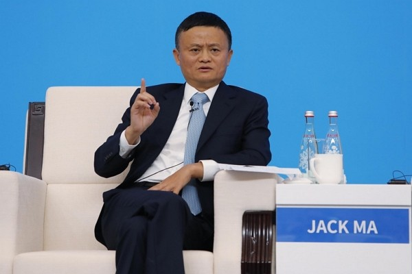 Ant Group founder Jack Ma.
