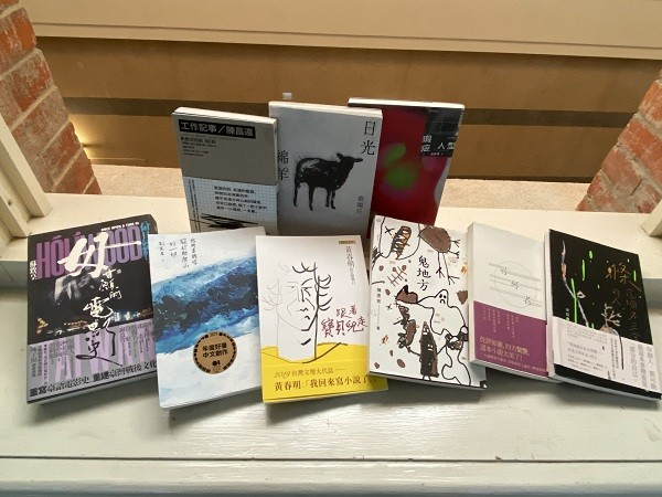 Kevin Chen wins NT$1 million grand prize at Taiwan Literature Award for Books