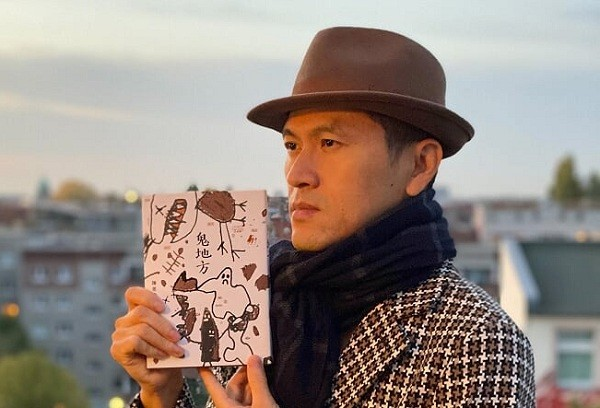 Kevin Chen (National Museum of Taiwan Liternatrue photo)