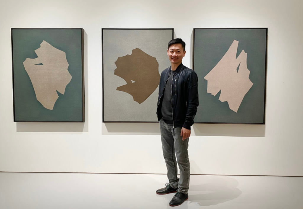 藝術家吳東龍於台北誠品畫廊展出(圖/誠品畫廊)