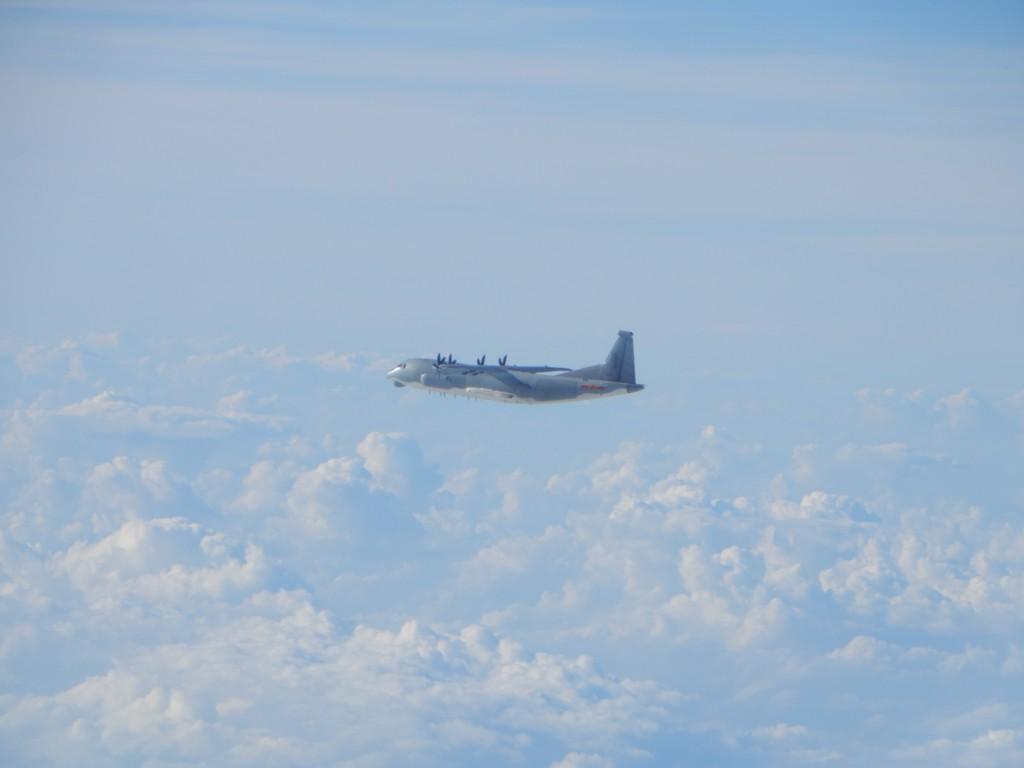 Three Chinese military planes violate Taiwan ADIZ