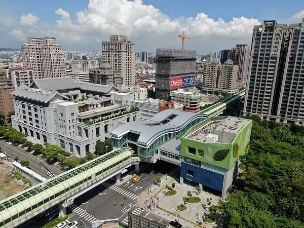 (Taichung City Government photo)