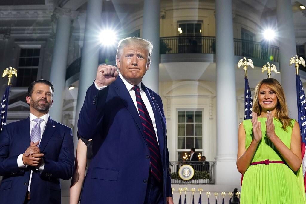 【名存實亡】英媒爆料: 川普一離開白宮 美國第一夫人立刻離婚
