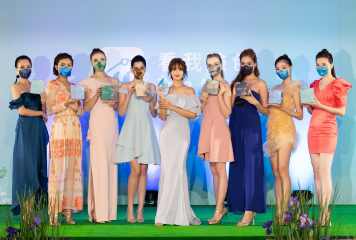 Taiwan company launches surgical masks featuring world-famous paintings