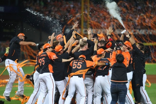 Uni-President Lions secure Taiwan Series title after seven games.