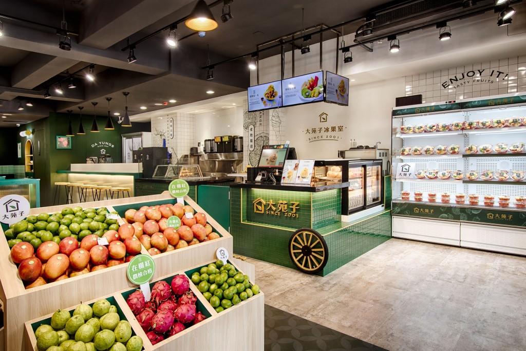 草莓控準備尖叫! 大苑子即日起限店開賣台灣鮮採即驗鑽石級新鮮草莓
