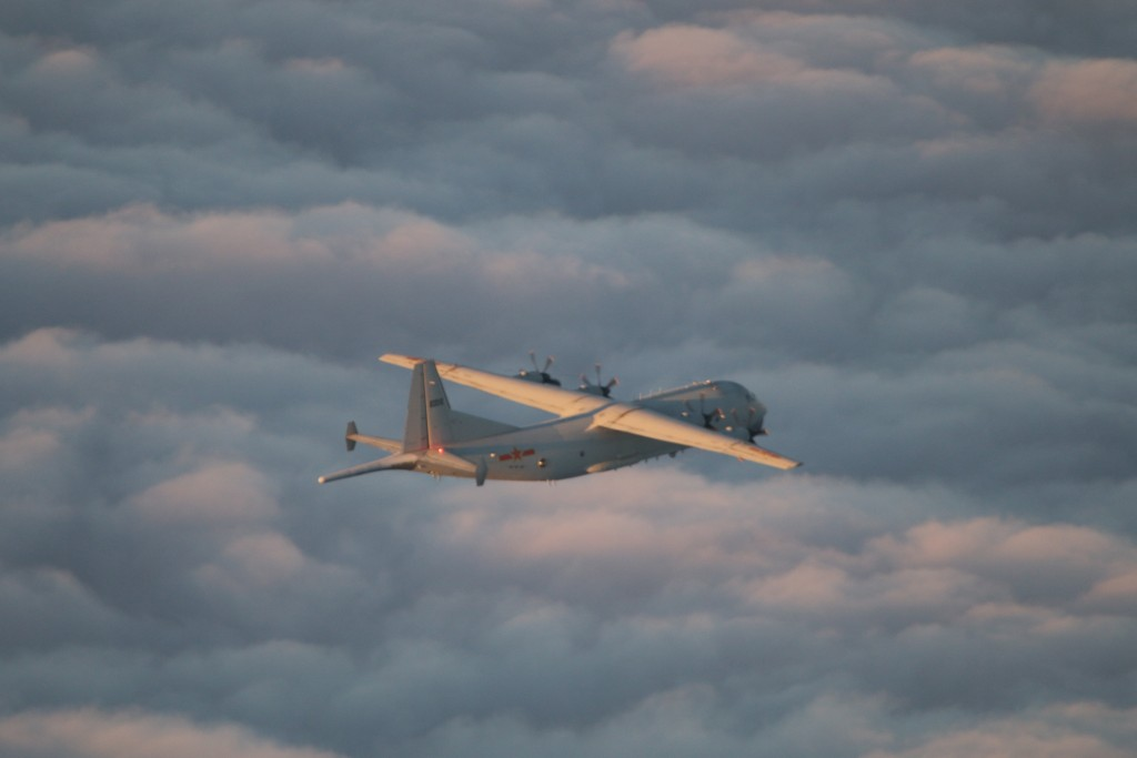 Two Chinese military planes enter Taiwan ADIZ