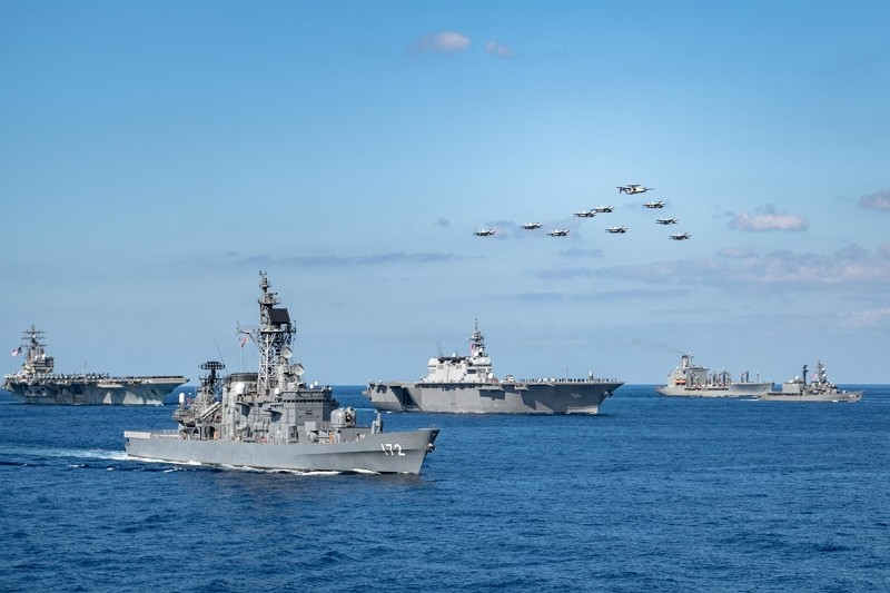 (Facebook, US Navy photo)