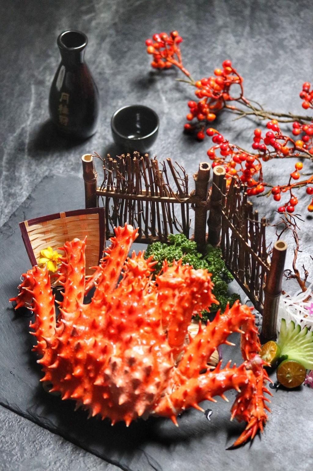 板橋凱撒朋派自助餐換新意 即日起日本美食節開跑 炙燒和牛握壽司超狂吃到飽